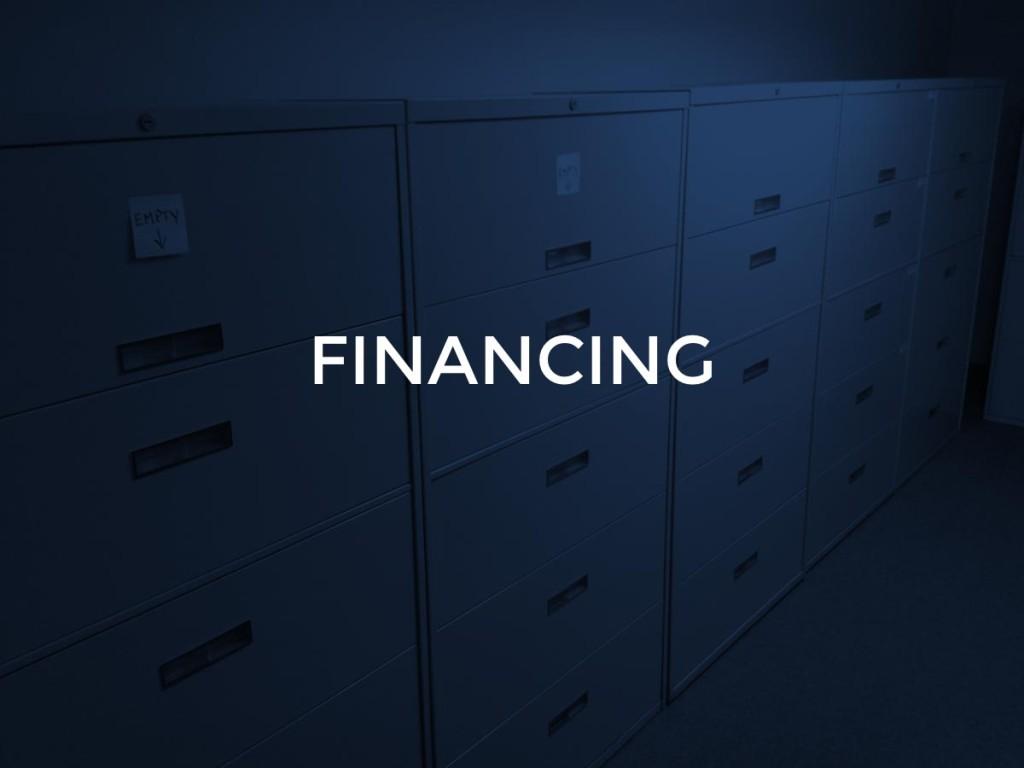 4 - financing