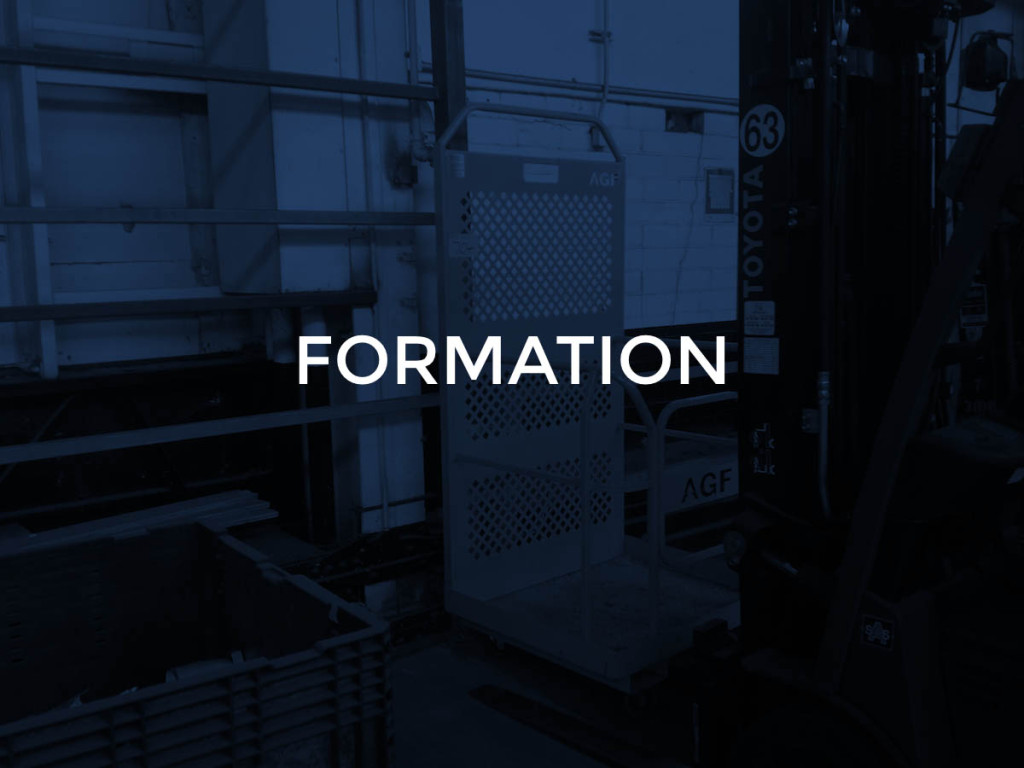 8 - formation