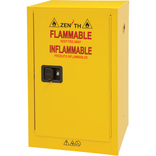 Flammable Storage Cabinet 12 gallons  sc 1 st  AREIC Inc. & Flammable Storage Cabinet 12 gallons - AREIC Inc.